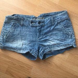2/$10 🦕Cute American Eagle Jean Shorts